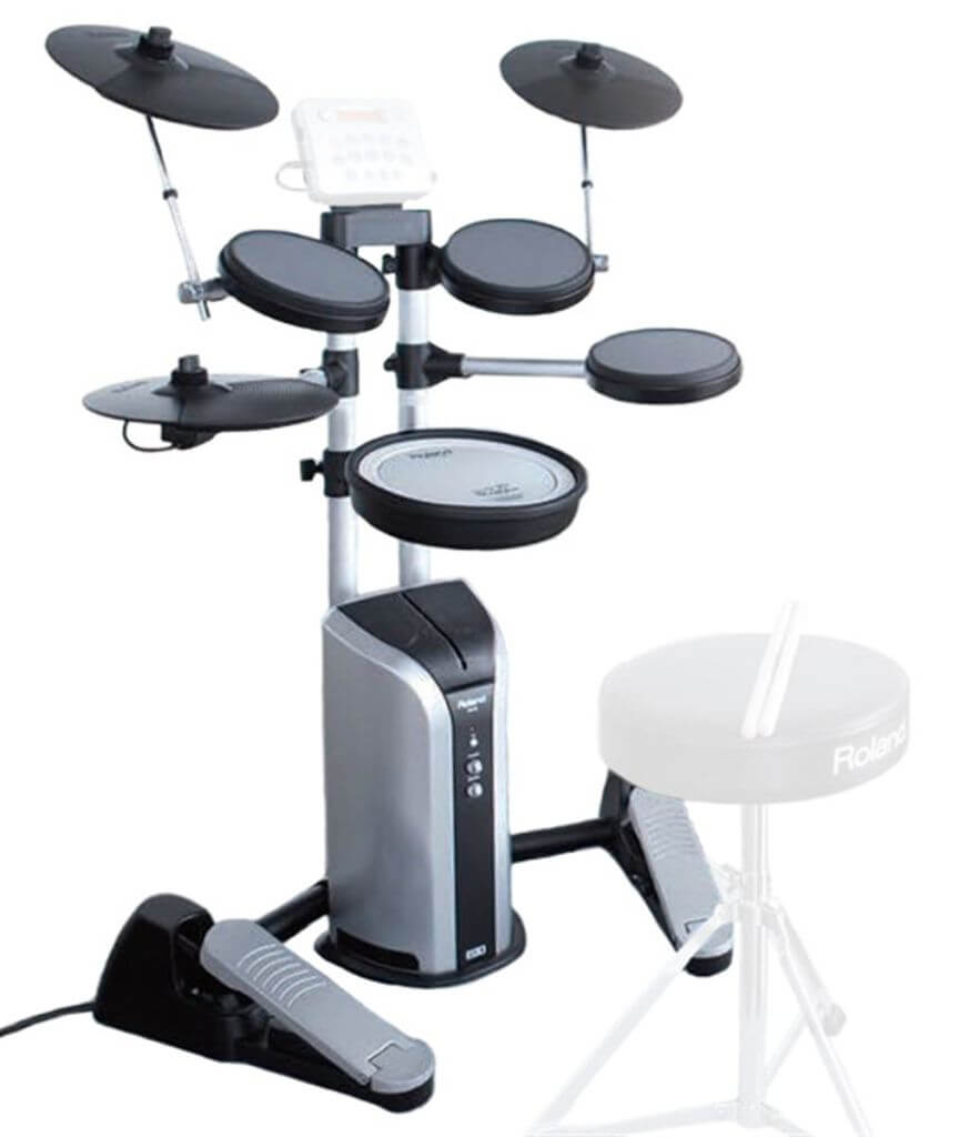 batteria elettronica roland hd3 v drums lite firefly audio strumenti musicali. Black Bedroom Furniture Sets. Home Design Ideas