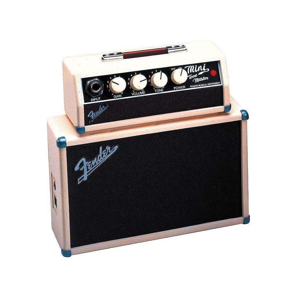 mini amplificatore fender per chitarra