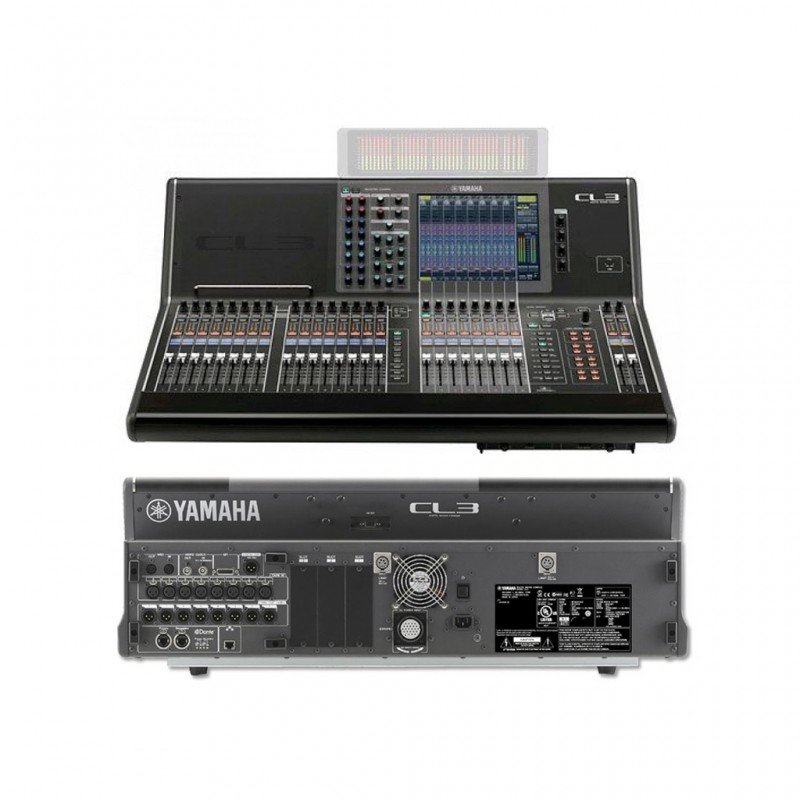 Mixer digitale yamaha cl3 firefly audio strumenti musicali for Yamaha cl mixer