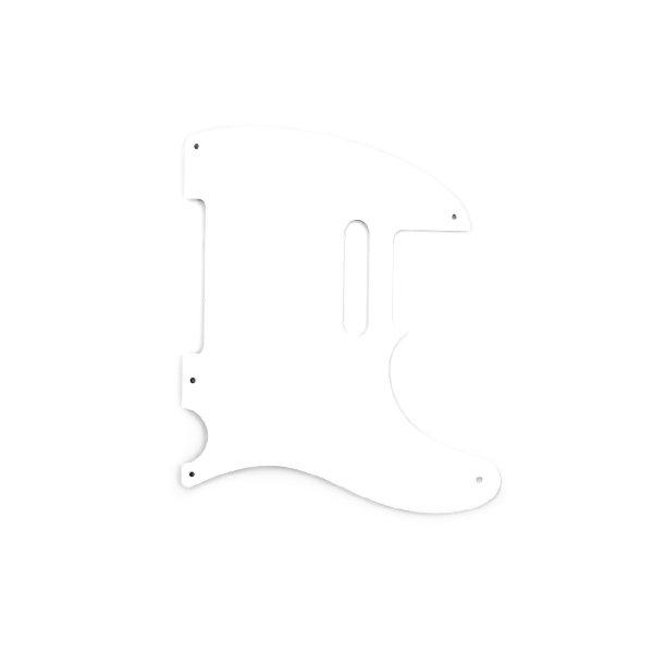 battipenna originale per fender telecaster bianco