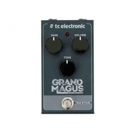 pedale distorsore per chitarra elettrica