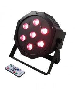 effetto luce a led con telecomando karma