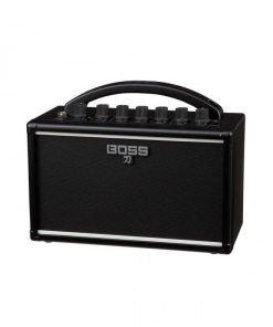 mini amplificatore per chitarra della Boss katana