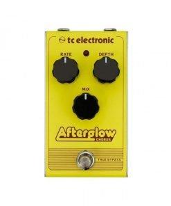 pedale effetto chorus per chitarra tc electronic