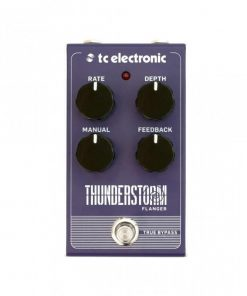 pedale effetto flanger per chitarra tc electronic