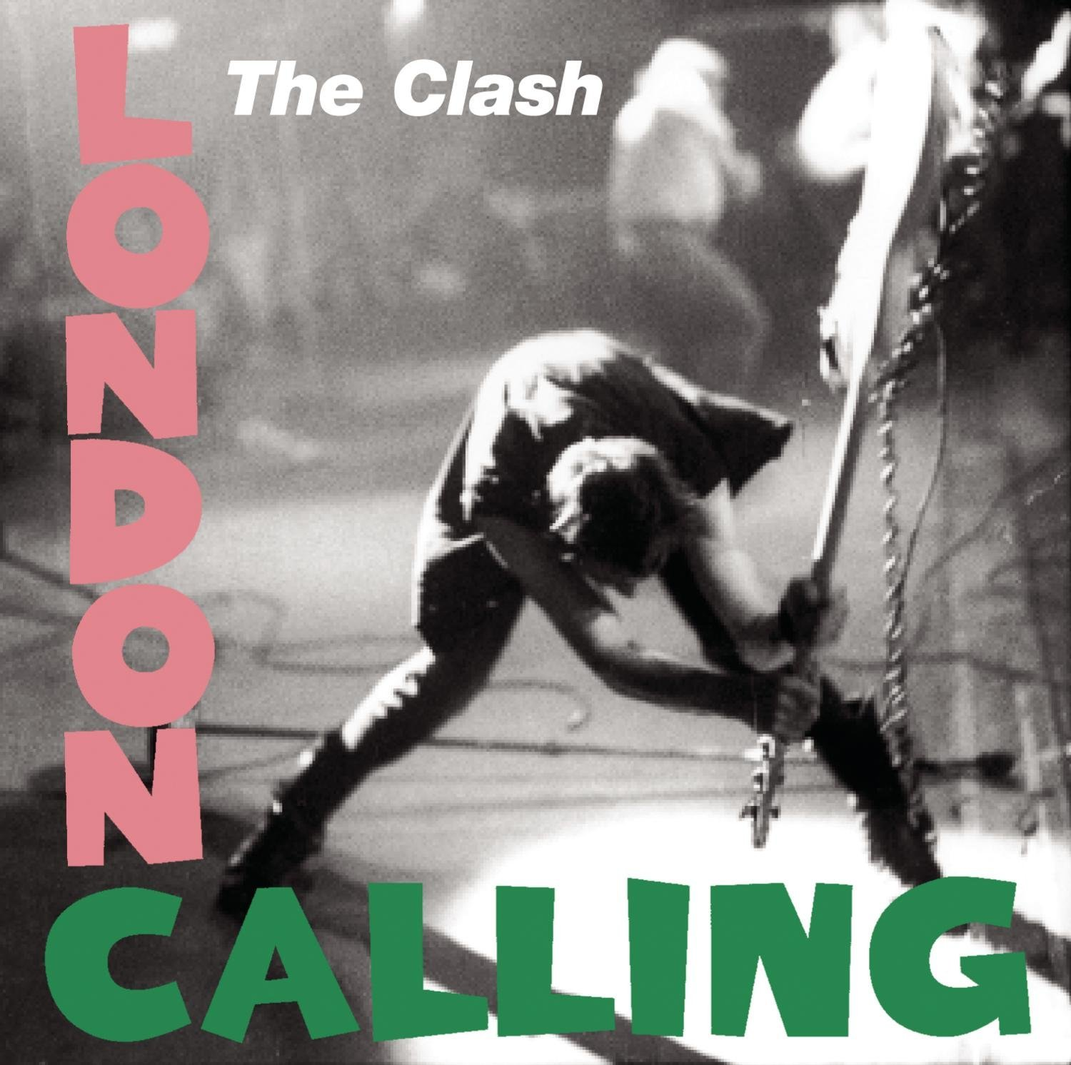 "l'album dei Clash ""London Calling"""