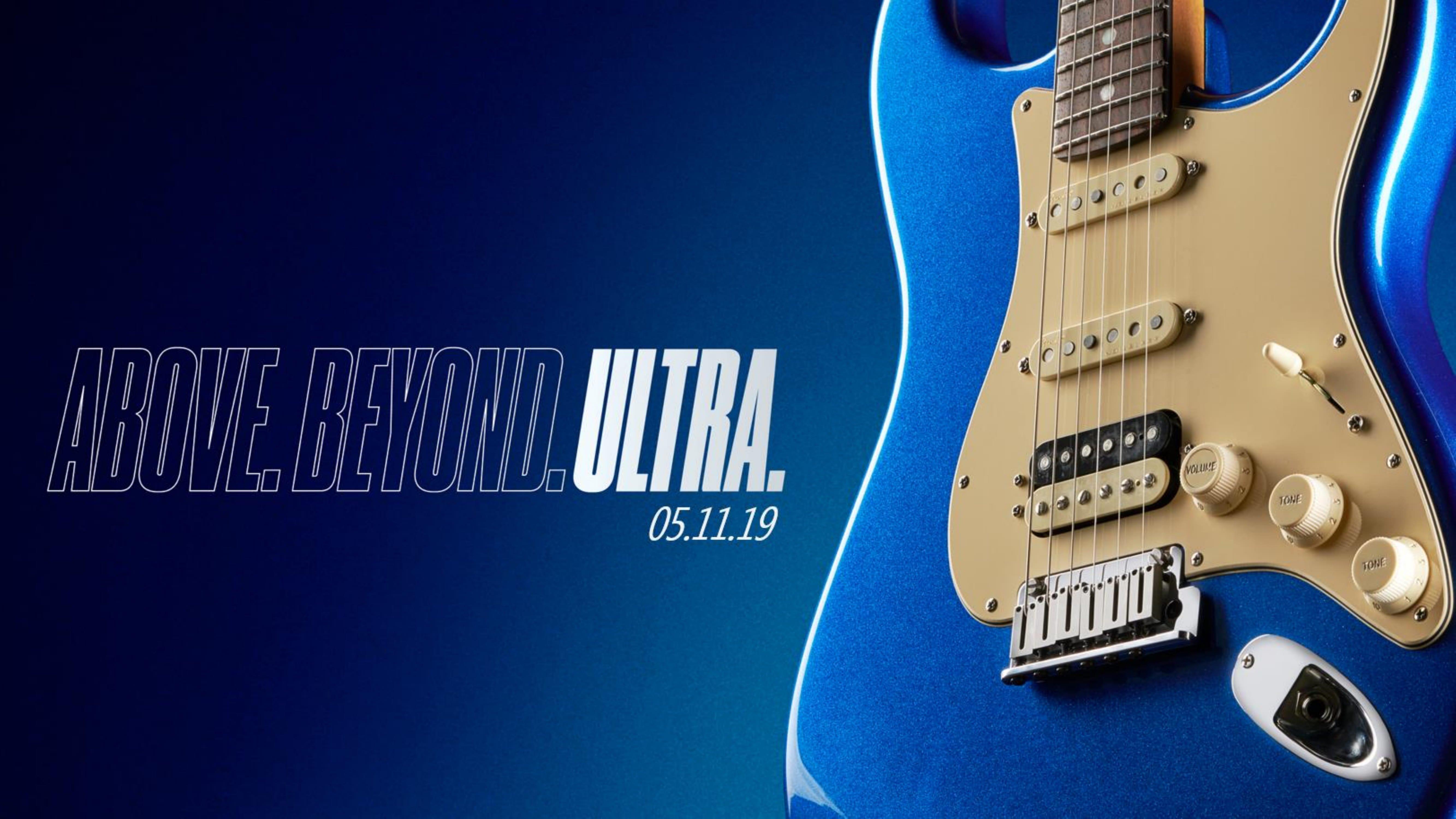 Fender Serie American ULTRA