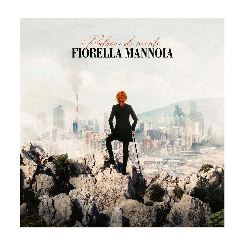 VINILE Fiorella Mannoia Padroni Di Niente – Firefly Audio